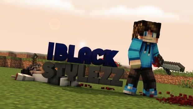 Intro 3D (Minecraft)