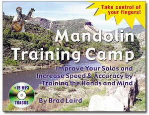 Mandolin Training Camp eBook + 15 MP3 Tracks
