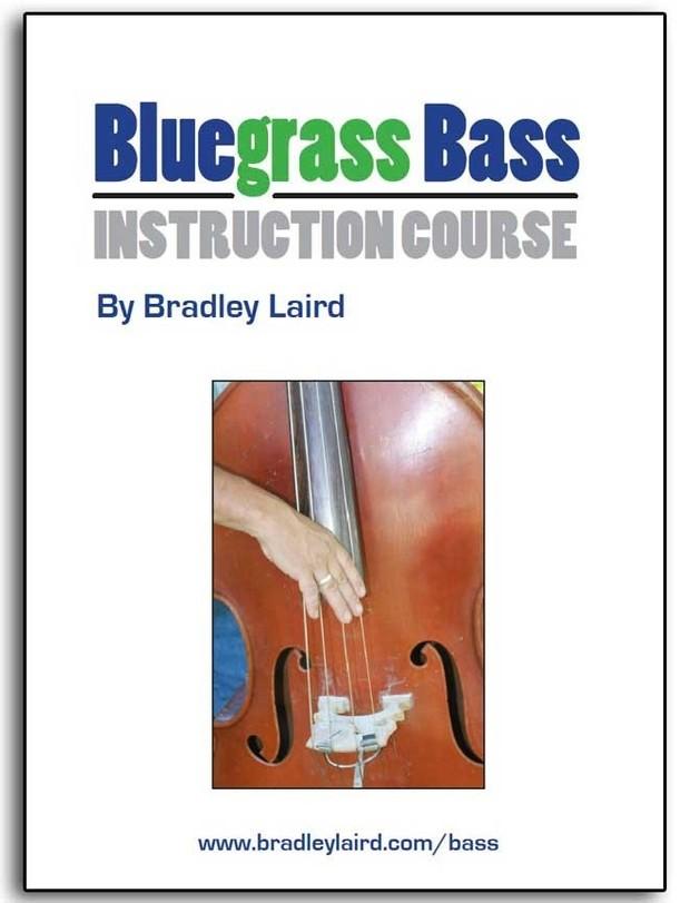 Bluegrass Bass Instruction Course