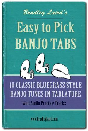Easy to Pick Banjo Tabs