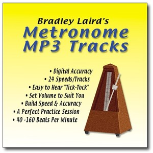 Metronome - 24 MP3 Tracks