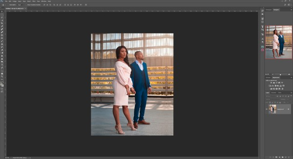 Learn to Lock The Colors in Your Images Using Photoshop With Germaine Grimes