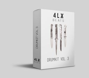 4LX Drumkit Vol. 3