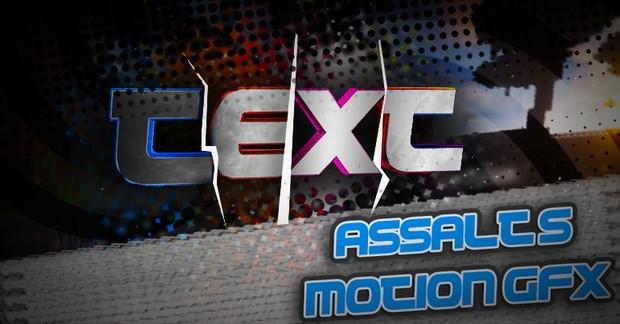 Assault's Motion Graphics Pack
