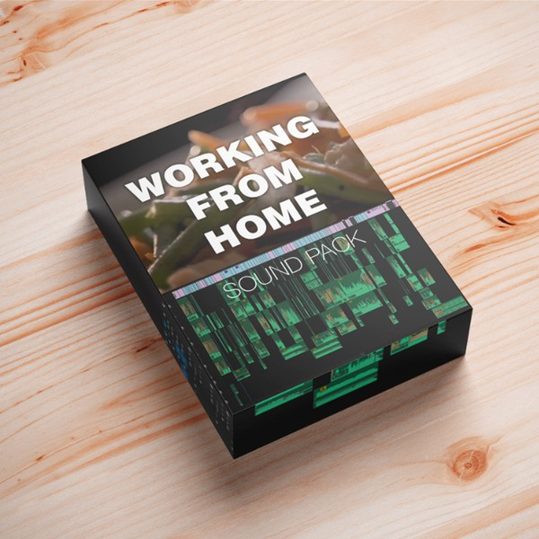 WORKING FROM HOME SOUND PACK - 40 SOUND EFFECTS