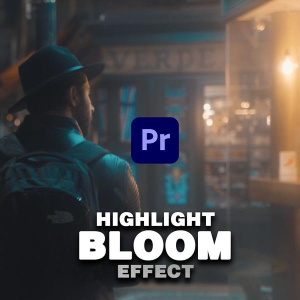 Black Pro Mist Filter Effect - Premiere Pro Preset