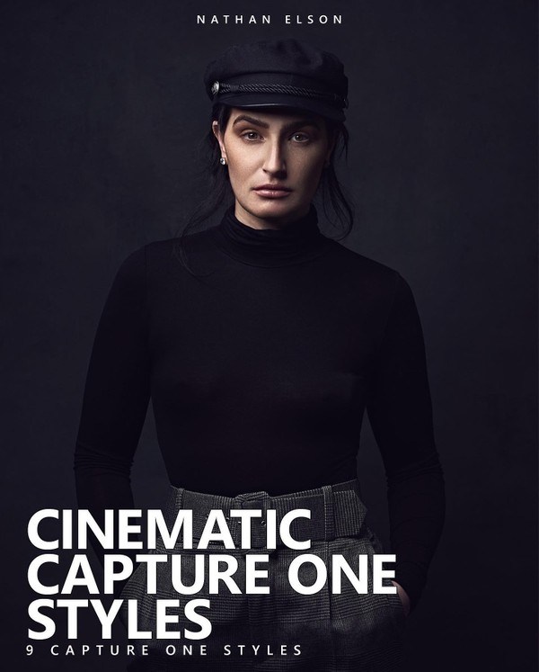 FLASH SALE!!! NATHAN ELSON CINEMATIC v2.0 CAPTURE ONE STYLES