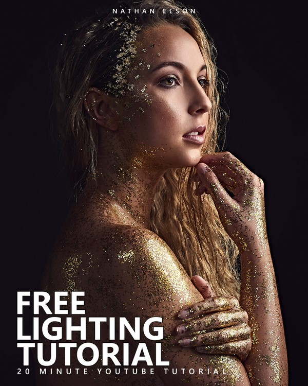 NATHAN ELSON  - FREE 20min LIGHTING TUTORIAL