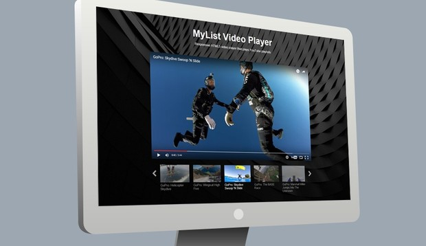 MyList Video Player