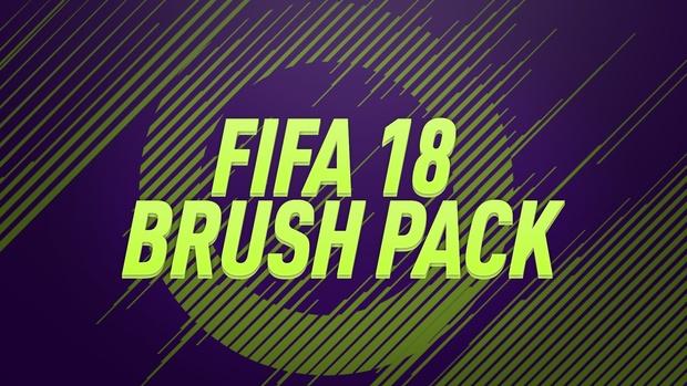 FIFA 18 BRUSH PACK