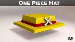 One Piece Minecraft Hat [Free]