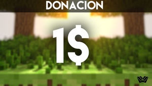 Donacion [1$]