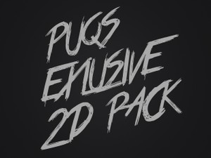 Puqs Exclusive 2D Pack
