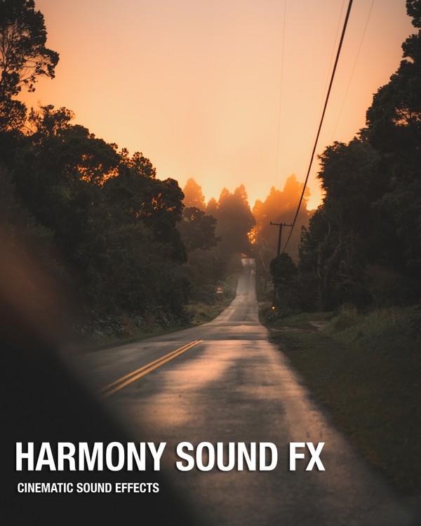 Harmony Cinematic Sound FX