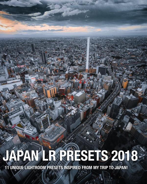 Japan Lightroom Presets