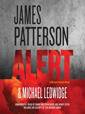 James Patterson - Alert   Mp3 Audiobook (Rar file)