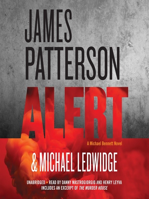 James Patterson - Alert   Mp3 Audiobook (Rar file)