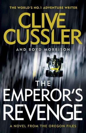 Clive Cussler-The Emperor's Revenge