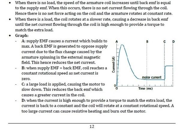 HSC Physics - 9.3 - Motors and Generators