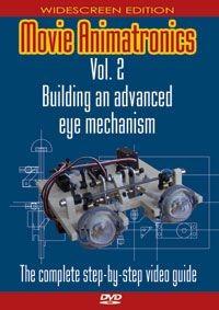Movie Animatronics Vol.2 - Advanced eye mechanism