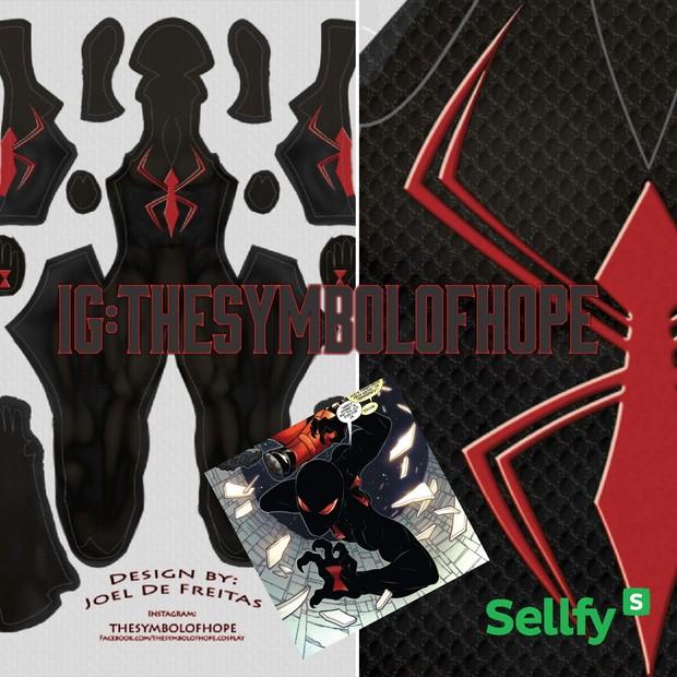 Black Widow Spider-Man