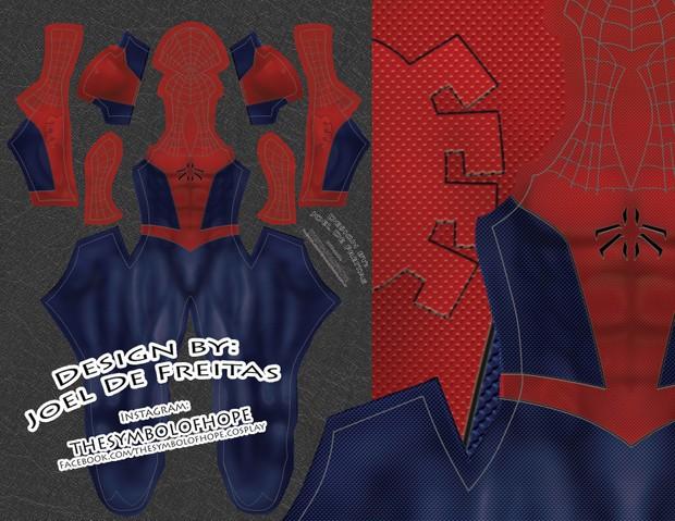 Manga-Verse Spider-Man