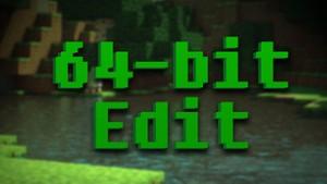 Resource Pack - 64 Bit Edit!
