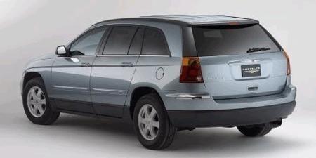 Chrysler Pacifica 2005 repair manual pdf