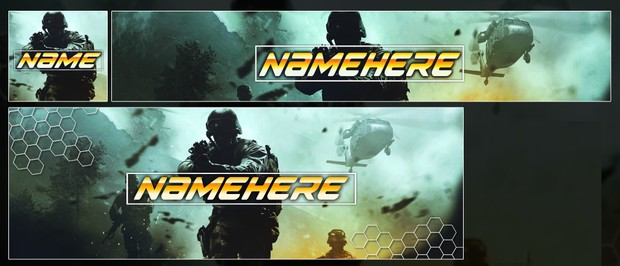 CoD (Streamer Revamp Pack)