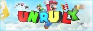 Mario Sky (Twitter Header)