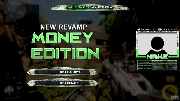 Money (Streamer Revamp Pack)