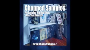 Chopped Samples For Hip Hop By David Reyk
