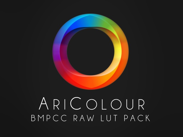 AriColour BMPCC RAW Pro LUT Pack v.1