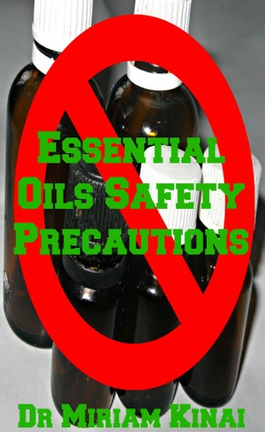 Essential Oils Safety Precautions