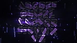 Wookie Simple Letters v1