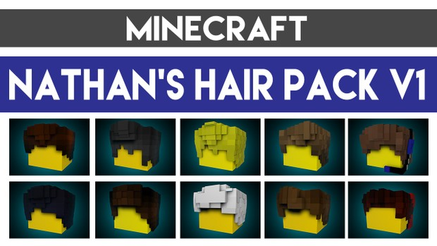 Nathan's Hair Pack V1
