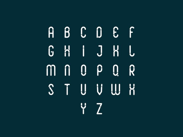 Slot - Free Font