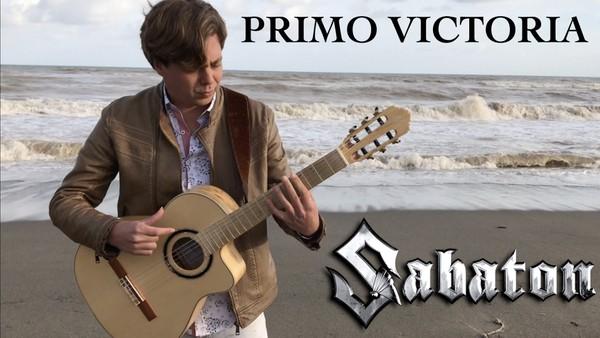 Primo Victoria - Tabs + Video Lesson