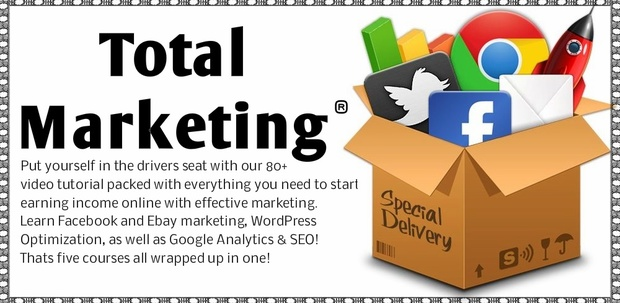 Total Marketing® Course
