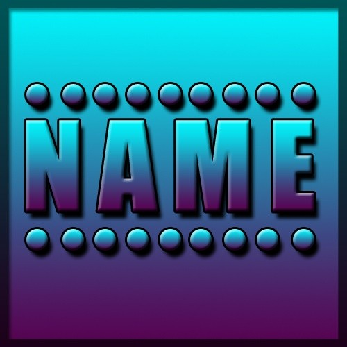 free youtube profile picture template psd