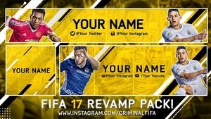 FIFA 17 REVAMP PACK
