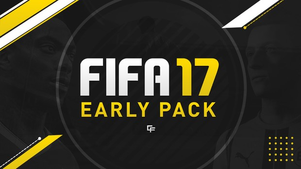 FIFA 17 EARLY PACK
