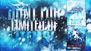 [THEMED] Ultimate Freeze Thumbnail PSD