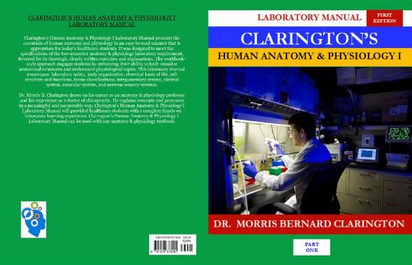 Clarington's Human Anatomy & Physiology I Laboratory Manual (ISBN-13: 978-1978373495)