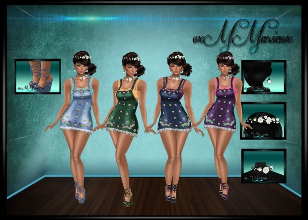 Daisey Bundle Catalog Only, exclusive file!!