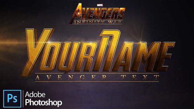 Marvel Studios' Avengers: Infinity War Text