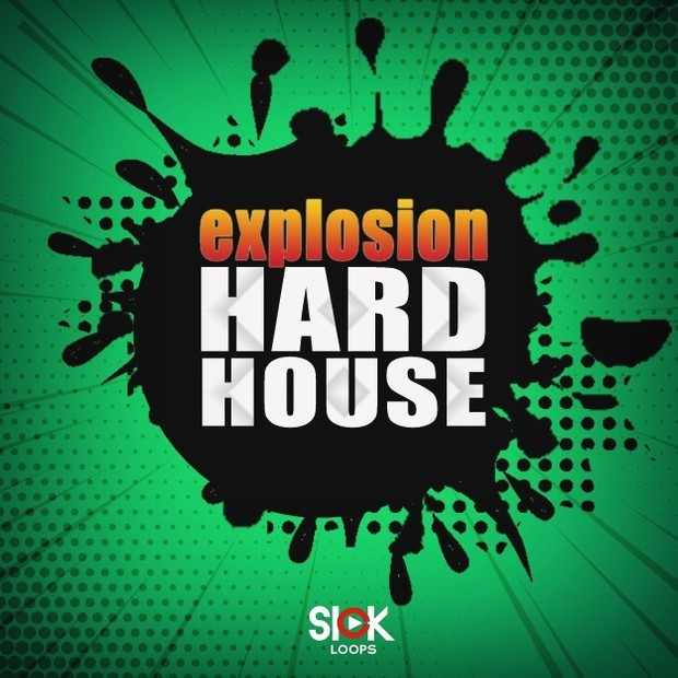 Sick Loops-Explosion Hard House