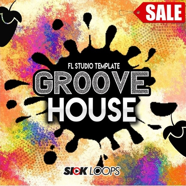 GROOVE HOUSE (FL STUDIO TEMPLATE)