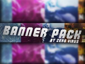 November 2017 Youtube Banner Pack