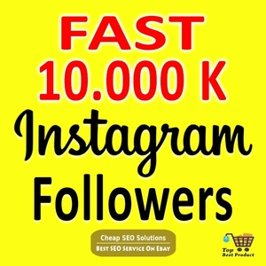 10.000 REAL Instagram Followêrs FAST & REAL LEGIT & HQ